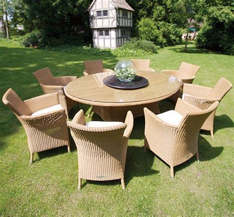 stylish options of wicker patio furniture artenzo