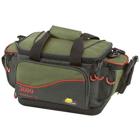 spiderwire soft sided tackle bag orange walmart