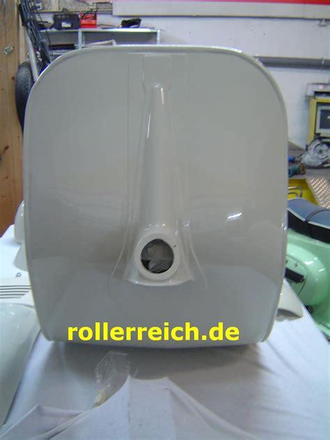 Roller Selbst Lackieren by Vespa Restauration Rollerreich