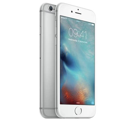 iphone 6s 32gb silver grade a the ioutlet