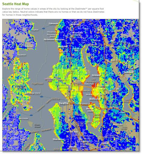 zillow zestimate map my