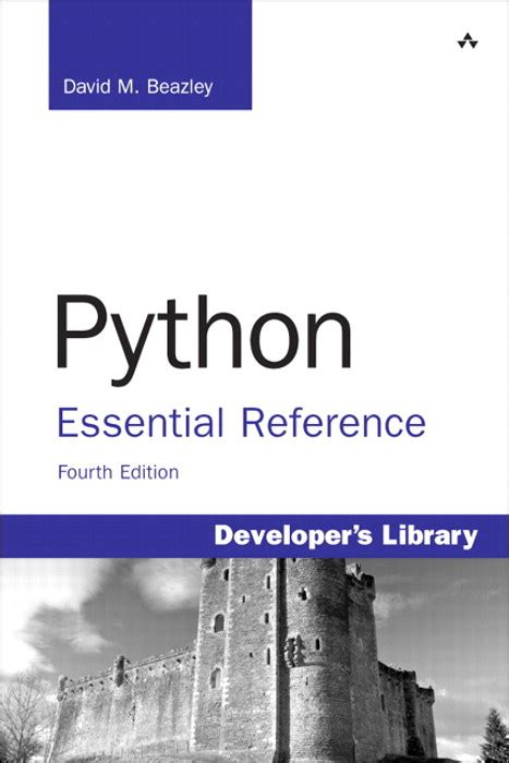 reference book python python essential reference 4th edition informit