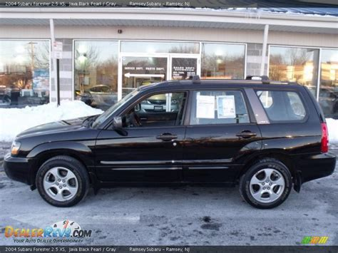 2004 Subaru Forester 2 5 Xs by 2004 Subaru Forester 2 5 Xs Java Black Pearl Gray Photo