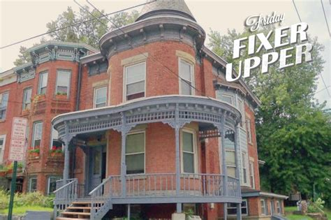 Great Home Interiors by The Perfect Historic Corner Fixer Upper In Newburgh Ny