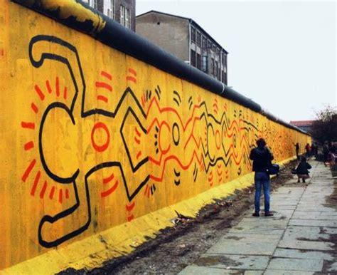 berlin wall mural keith haring s berlin wall mural diary of a smart