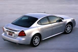 Grand Prix Pontiac 2004 Pontiac Grand Prix Overview Cars