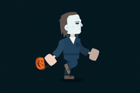 mike myers you re the devil gif michael myers halloween cartoon gif pictures photos and