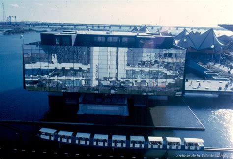 pavillon y pavillon du qu 233 bec 1967 archives de la ville de