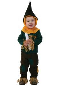 Scarecrow Costume Child Scarecrow Toddler Costume Kids Wizard Of Oz Costumes