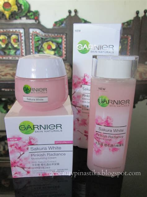 Pelembab Garnier Serum by Pinastika Review Garnier White