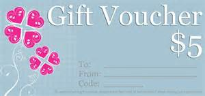 gift voucher format word template microsoft word