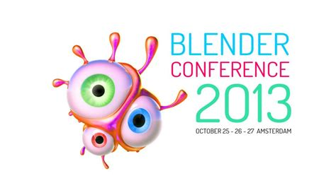 Blender Kick On blender conference 2013 is about to begin blendernation
