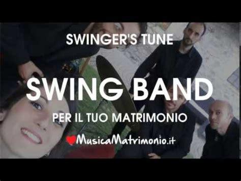 musica swing matrimonio s tune festa con ballo swing musica matrimonio