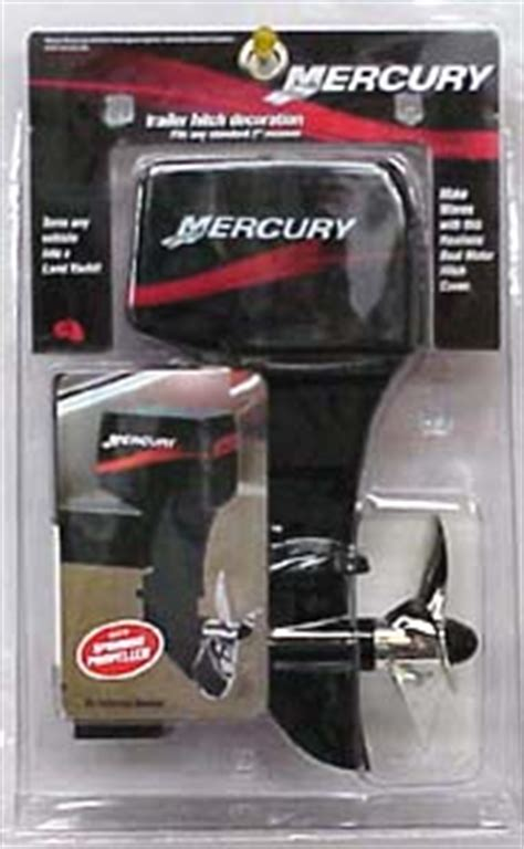 mercury boat motor hitch cover mercury hitch cover