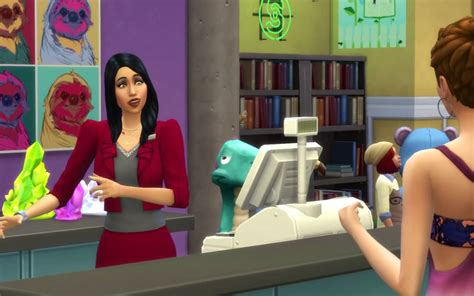 Pc The Sims 4 Get To Work Origin Dlc the sims 4 get to work on origin pc hrk