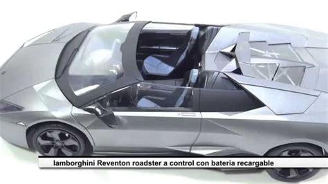 Carro Lamborghini Carro Remoto Lamborghini Reventon Roadster Escala