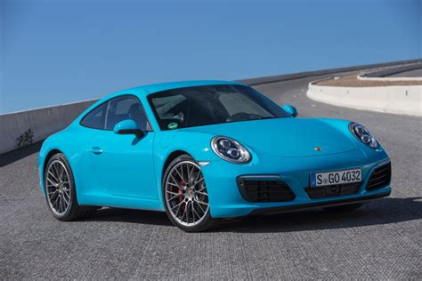 Porsche Carrera 911 S by 2017 Porsche 911 First Drive Review Motor Trend