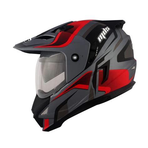 Helm Mds Superpro jual mds pro 02 aluminium helm grey