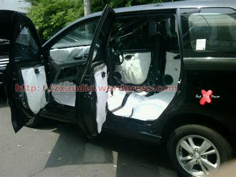 Peredam Suara Akuistik Pintu Mobil Toyota peredam plafon avanza veloz peredam suara mobil