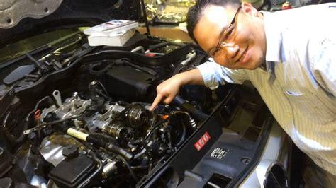 hk eurocar  mercedes benz  evo engine