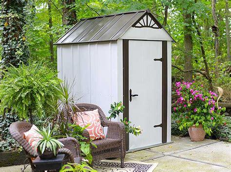 outdoor storage space organize your garden shed and outdoor storage space