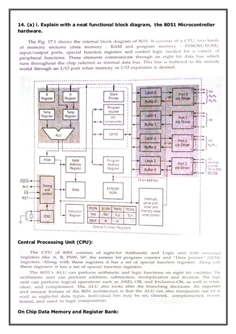 microprocessor tutorial questions and answers microprocessor and microcontroller anna university answer