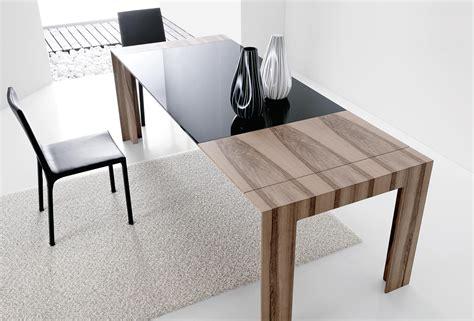 tavolo in vetro e legno tavoli in vetro e legno allungabili tavole da pranzo epierre