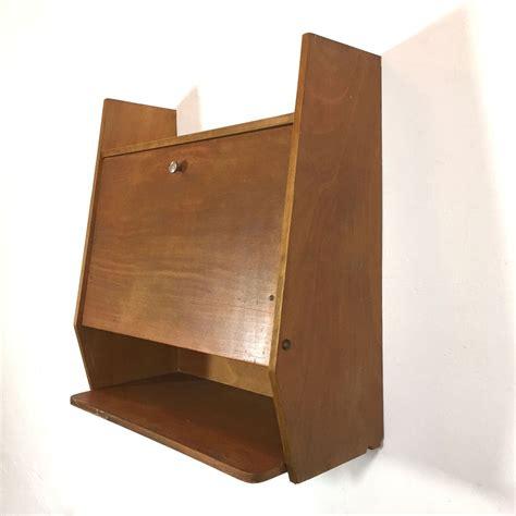 Mid Century Schreibtisch by Wandmontierter Mid Century Schreibtisch Bei Pamono Kaufen