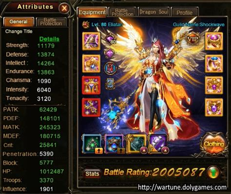 wartune legendary sylph eliatan hits 2 million br dolygames wartune