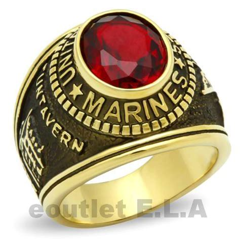 Ruby 11 5ct eoutlet e l a nz store 5ct ruby cz marines mens