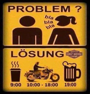 Motorrad Fahren Lustig by Problem Blabla L 246 Sung Motorrad Fahren Bier Trinken Lustig