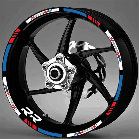 Motorrad Decals by Bmw S1000rr Motorcycle Wheel Stickers Rim Decals Tape