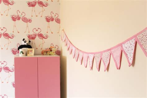 laura ashley wallpaper flamingos kids room makeover laura ashley blog