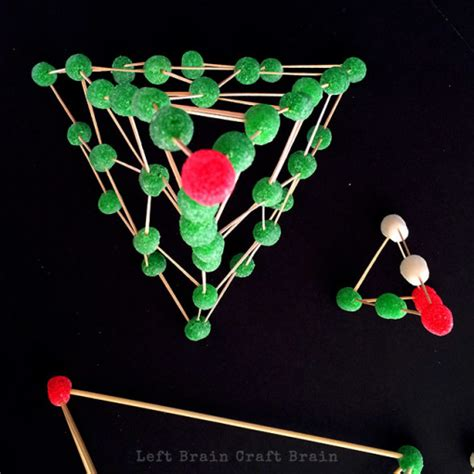 How Much Are Real Christmas Trees - invitation to build gumdrop christmas trees left brain craft brain