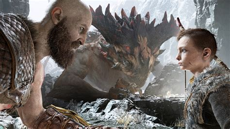 god of war real film watch god of war ps4 release date confirmed with new