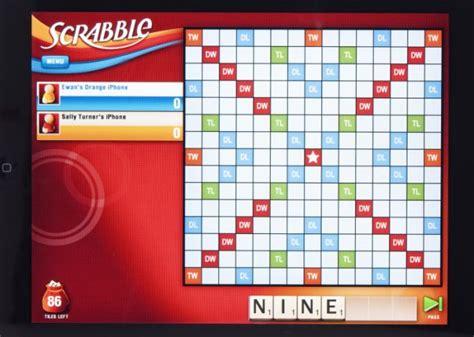 scrabble tablet furious scrabble fans boycott s version of board