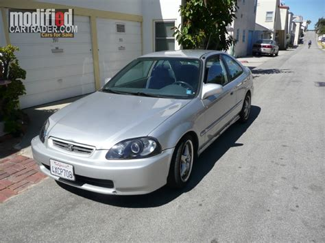 honda civic hx 1997 1997 honda civic hx for sale manhattan bch california