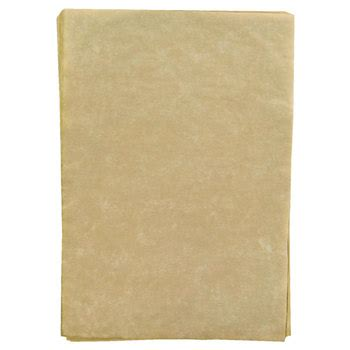parchment paper for writing 7 quot x 10 quot finished parchment paper hobby lobby 324285