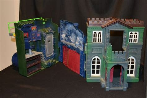 batman house toy batman forever batcave wayne manor mansion playset 1995 kenner kenner 80 s and