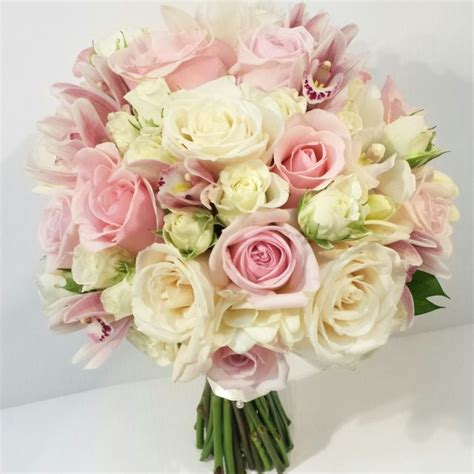 Wedding Pink Flowers by Yellow And Pink Wedding Flowers Www Imgkid The