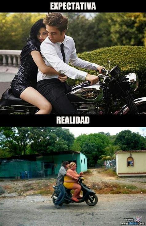 Moto X Memes - expectativa vs realidad jajaja pinterest haha humor