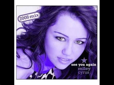 See You Again Miley Cyrus Remixed by Miley Cyrus See You Again Peace And Freedom Remix