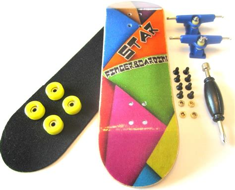 pop decks fingerboards sfb2 graphic complete wooden fingerboards fingerboard