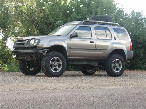 2003 nissan xterra lifted nissan xterra 2in body lift installation