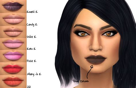 Lipstick Jenner jenner lipstick brand