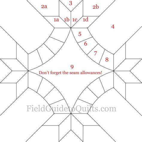 quilt pattern diagrams diagrams for dusty miller and friendship knot quilt blocks
