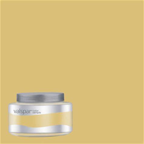 shop valspar redstone dining room gold interior satin paint sle actual net contents 8 fl oz