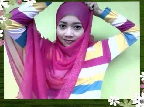 tutorial hijab paris youtube 2015 hijab tutorial paris segi empat modern dan simple youtube