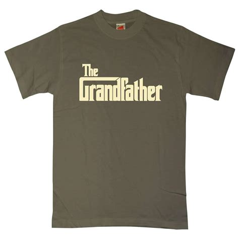 Tshirt Grandfather the grandfather t shirt 8ball t shirts