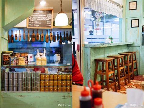 Kopi 29 Malaysia vintage look kopitiam peranakan style cafe inijie